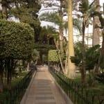 Garden-square-Aguilas