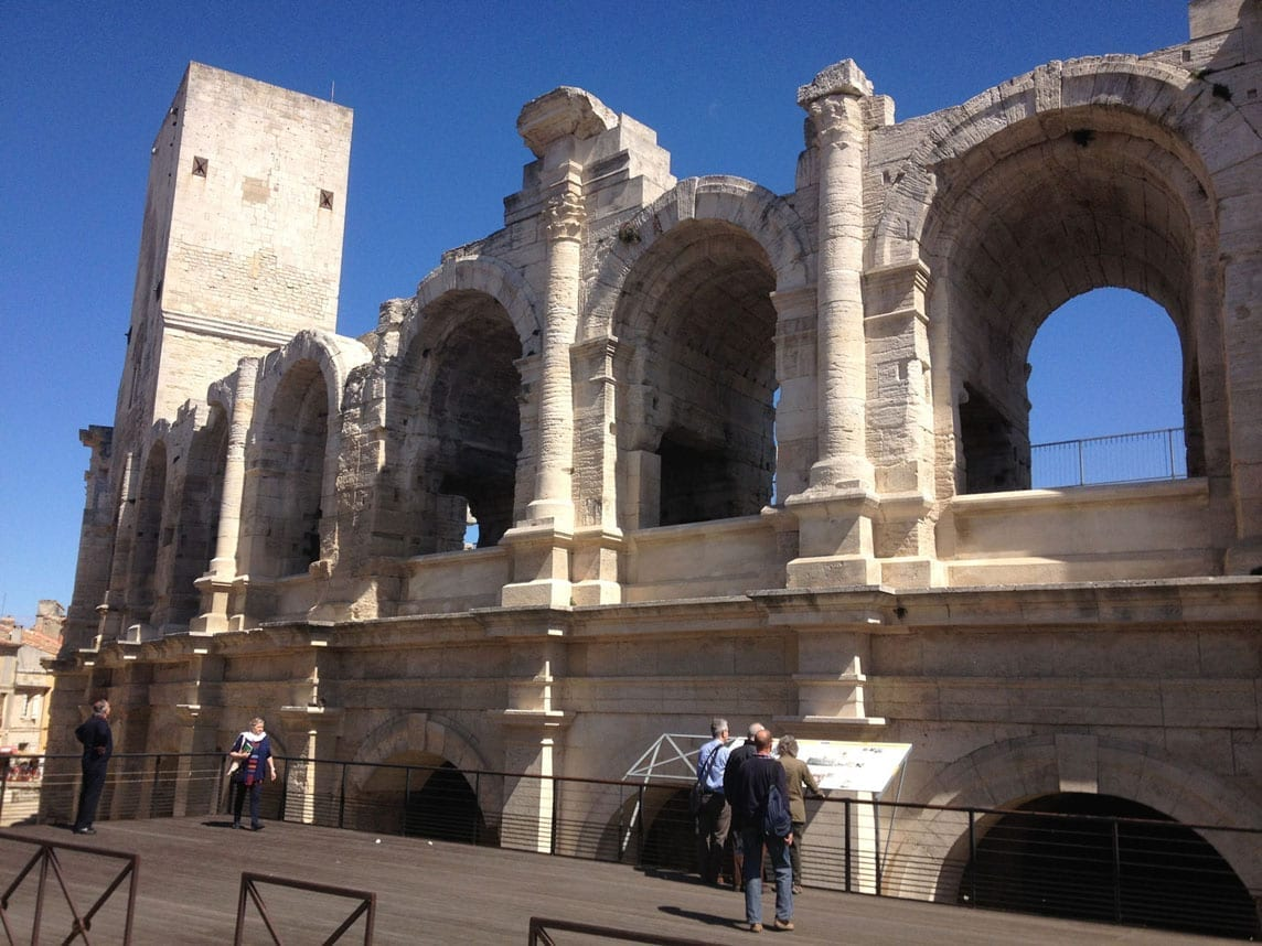 Arles, Six Fours Plages and Sanary s Mer, Southern France