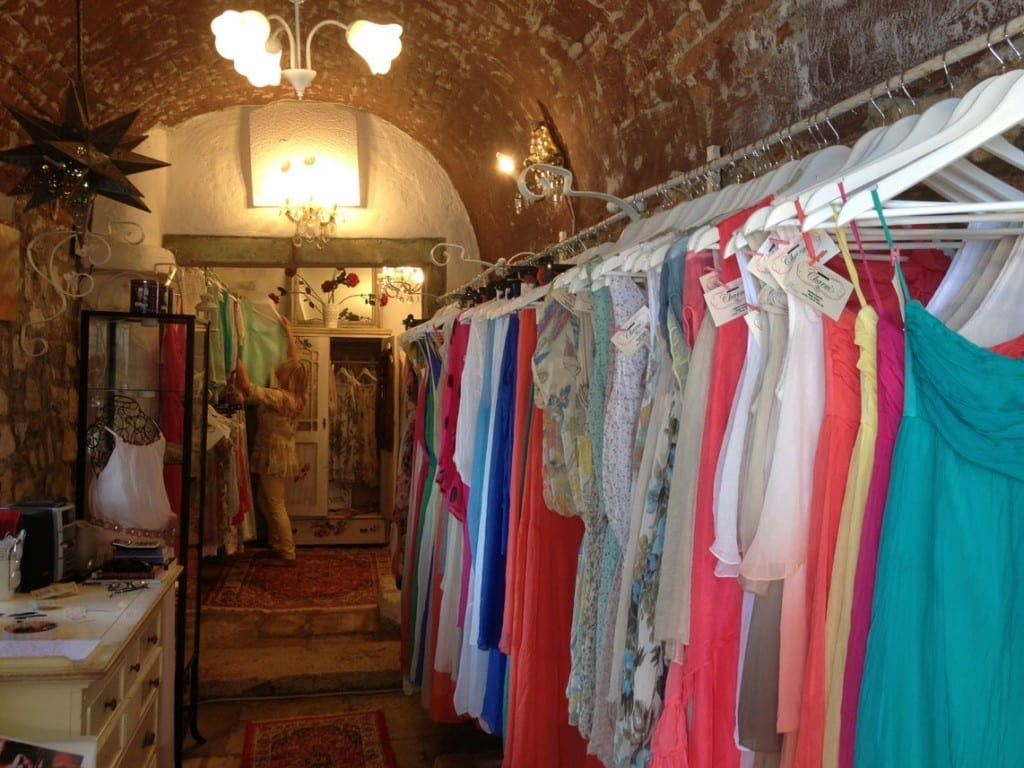 Dress shop, Rovinj