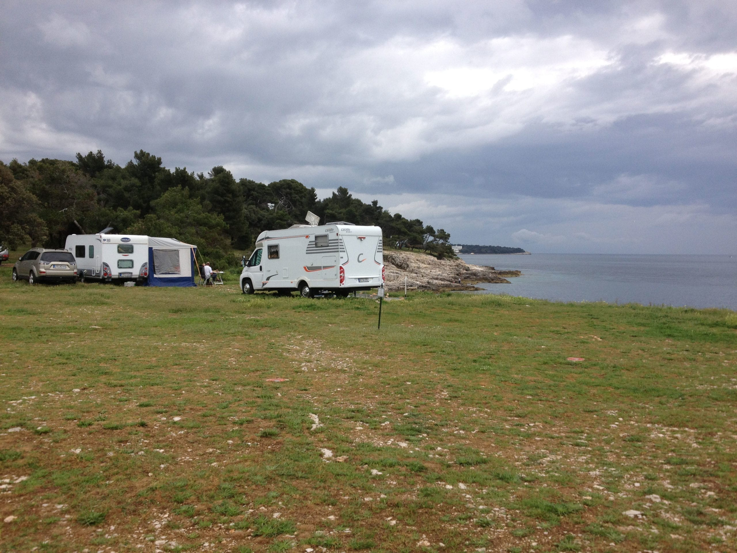 Camping Stoja, Pula,