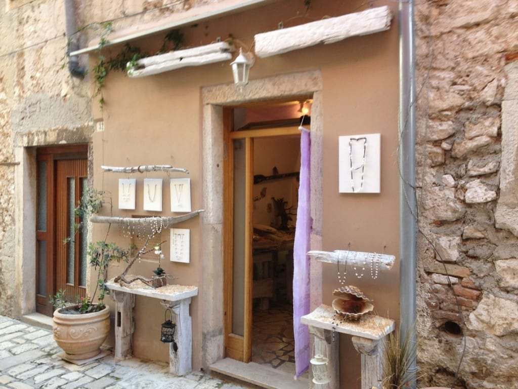 Shop in Rovinj