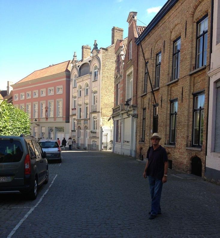 Brugge-buildings