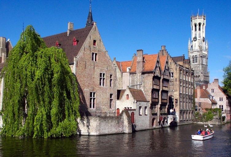 Brugge-canal1