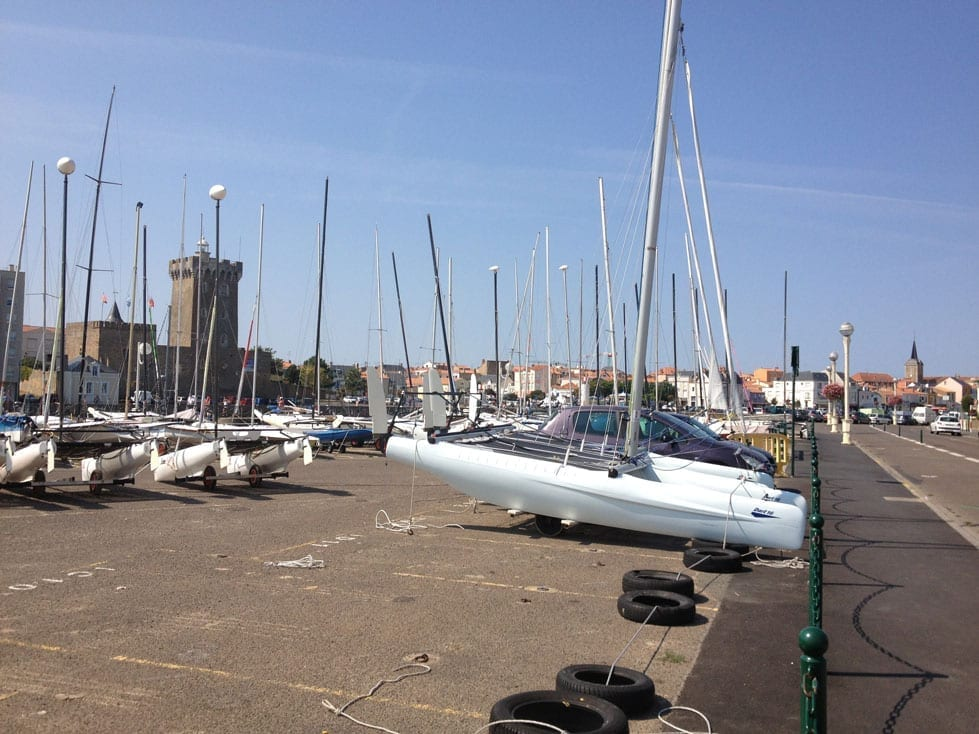 West Coast of France