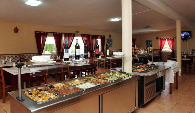 Buffet restaurant Turiscampo
