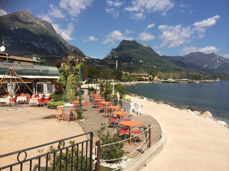Maderno and Bardolino, Lake Garda, Italy