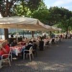 Sunday afternoon in Lake Garda