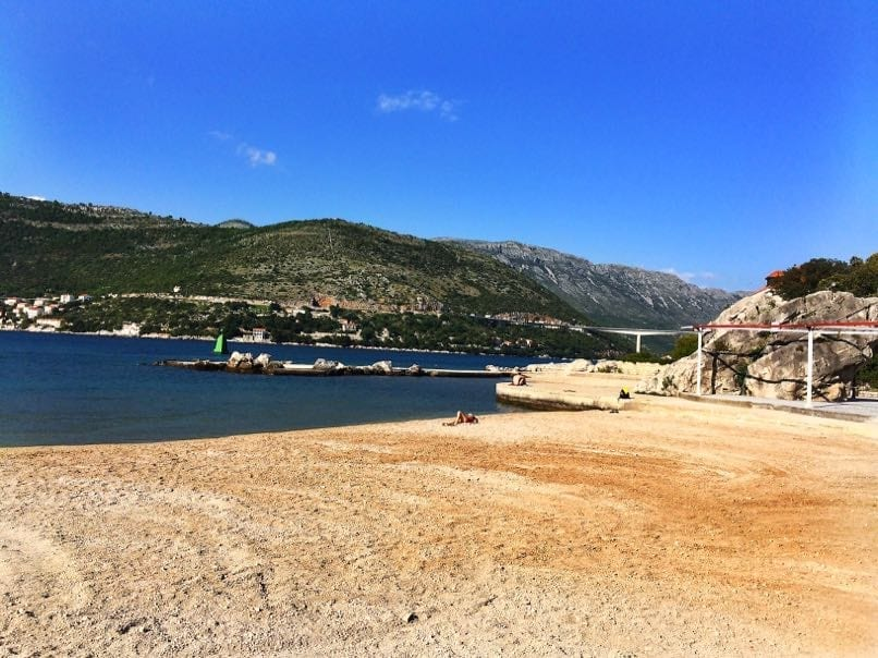 One of Dubrovnik Beaches