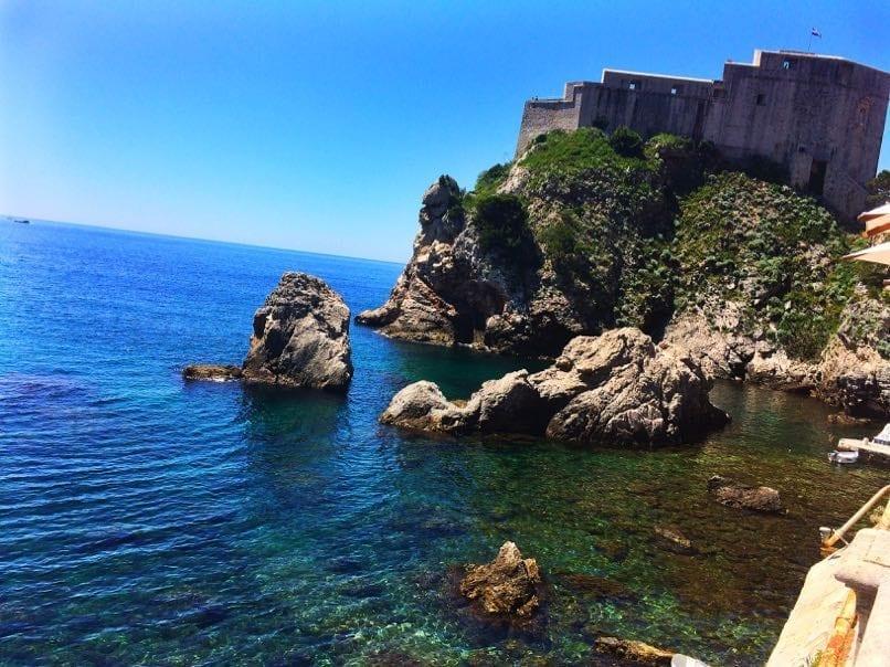 Dubrovnik Adriatic Sea