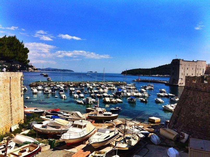 Dubrovnik Harbour