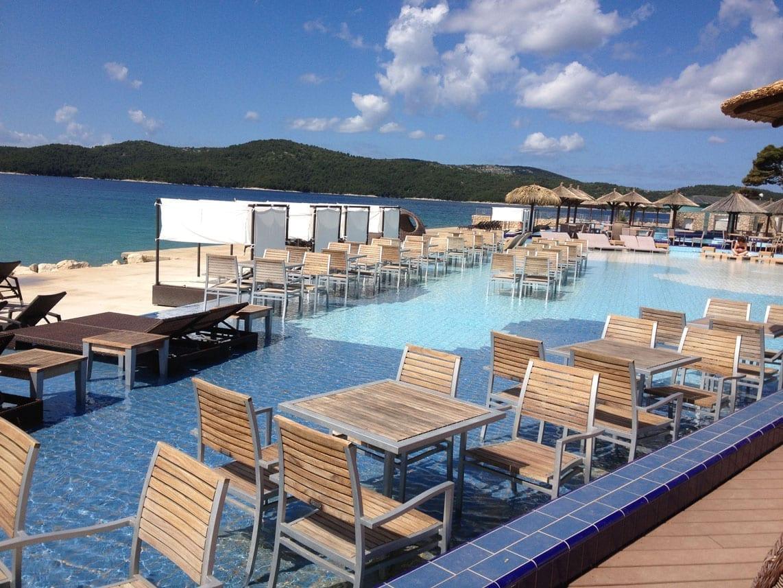 Solaris Beach Resort Sibenik Round About Europe in a MotorhomeRound About Europe in a Motorhome