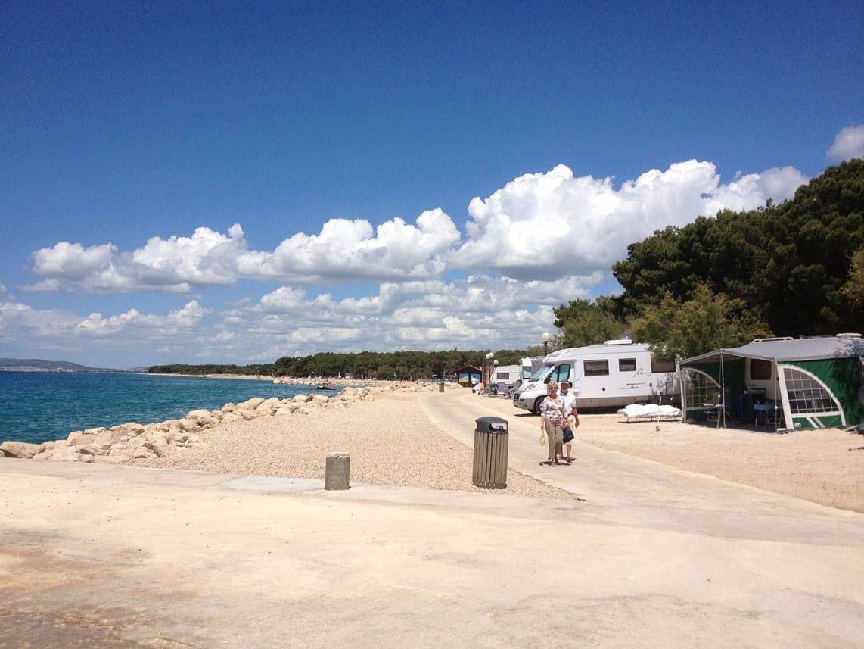 Campsite Details 2014 Trip