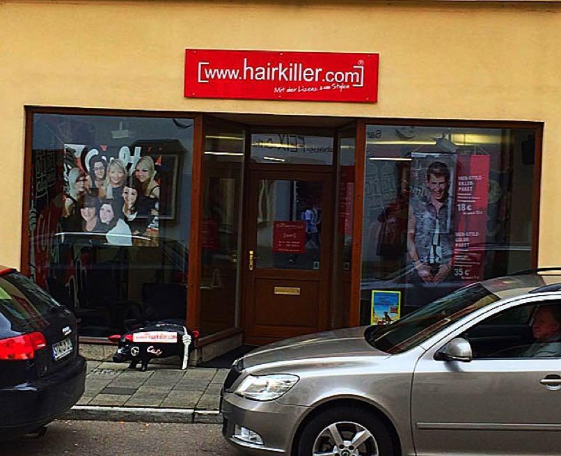 Hairdressers in Nordlingen