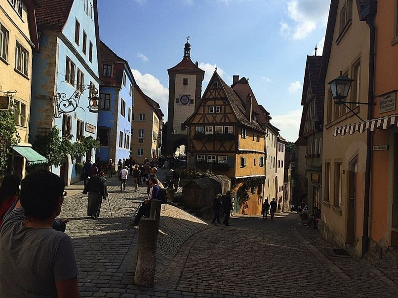 Rothenburg, The Romantic Road, Germany