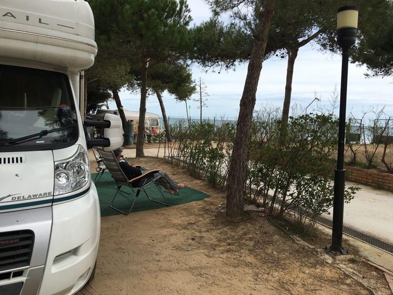 Campsite Torre de la Mora, Tarragona