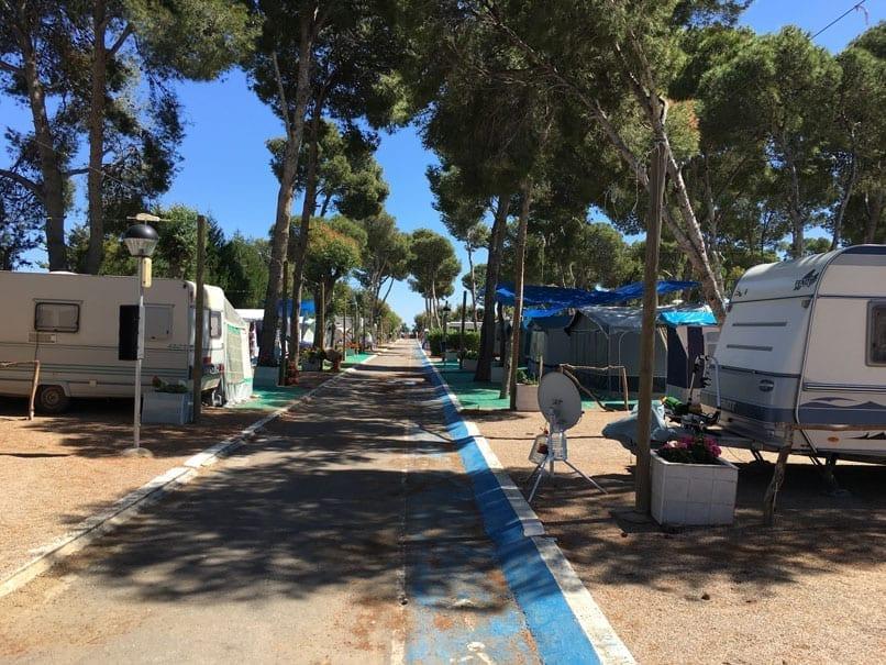 Didota campsite, Marina d' or