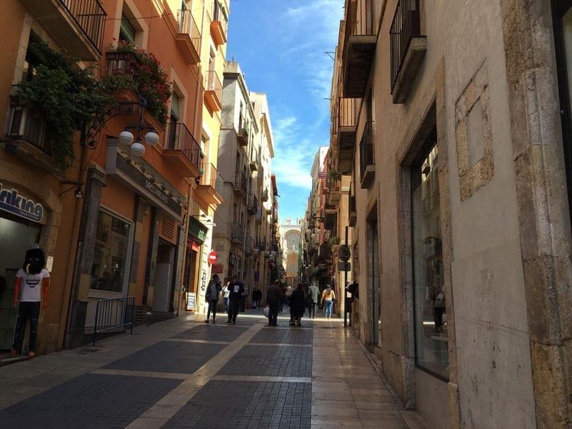 Tarragonaoldtownshops