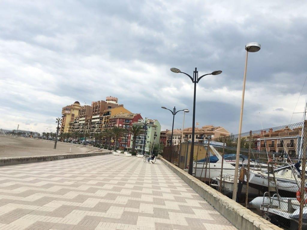Promenade Valencia