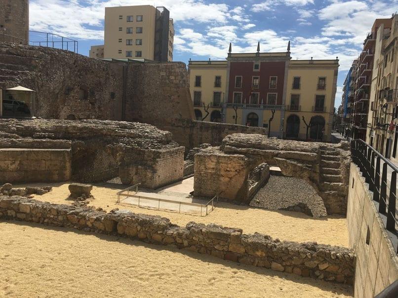 tarragona-ruins