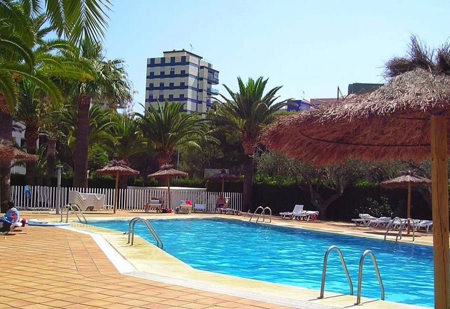 Bonterra Park swimming pool