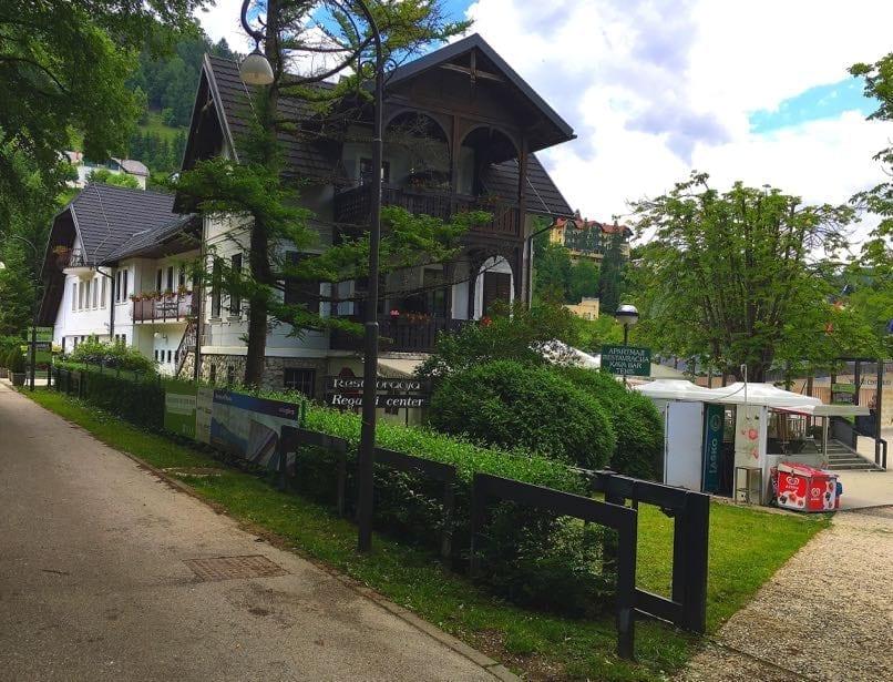 Restaurant on Bled