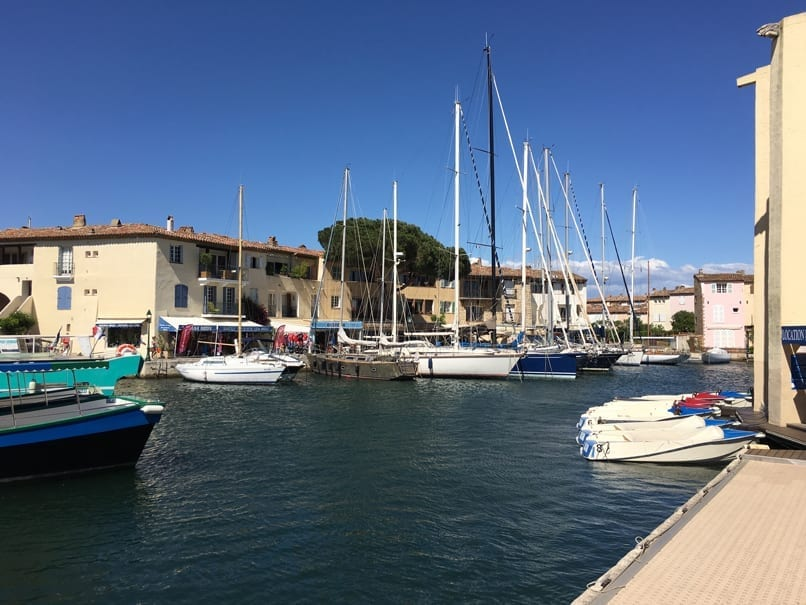 Port Grimaud & St Tropez,
