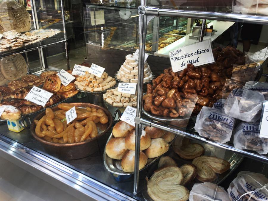 Bakery in Seville
