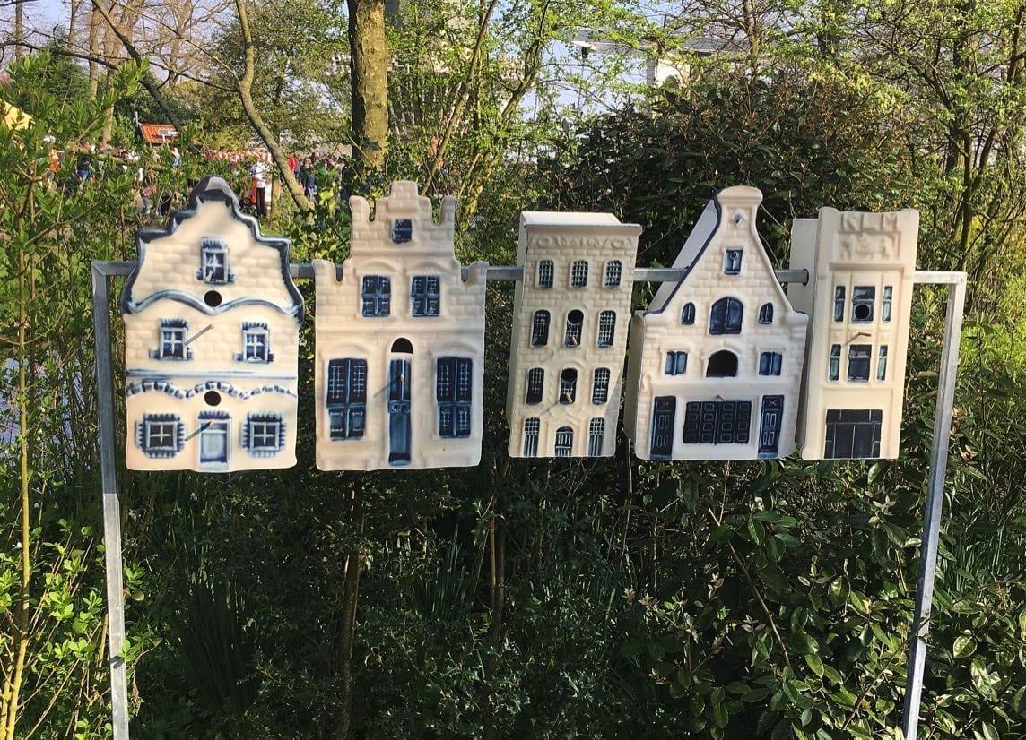 Birdhouses, Keukenhoff