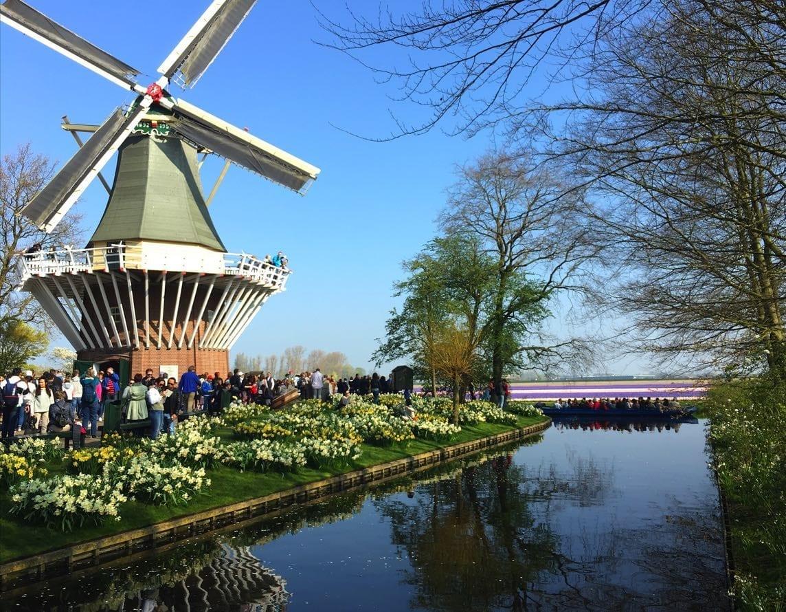 Windmill, Keukenhoff