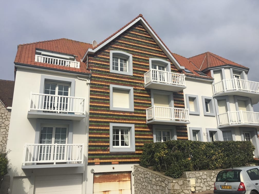 Apartments in Wimereux