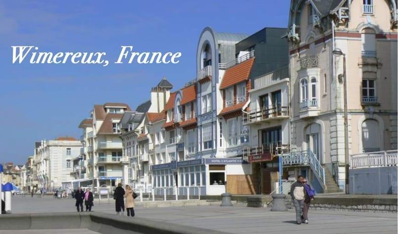 Wimereux-France
