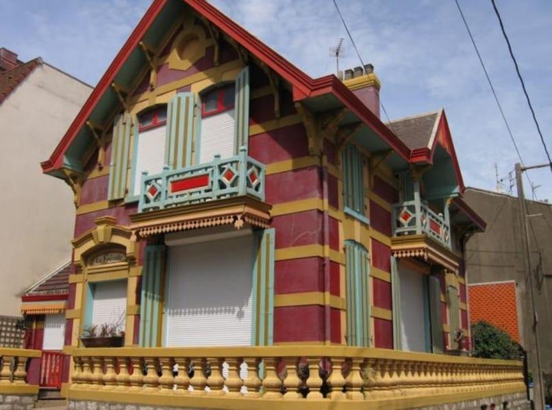 Wimereux houses