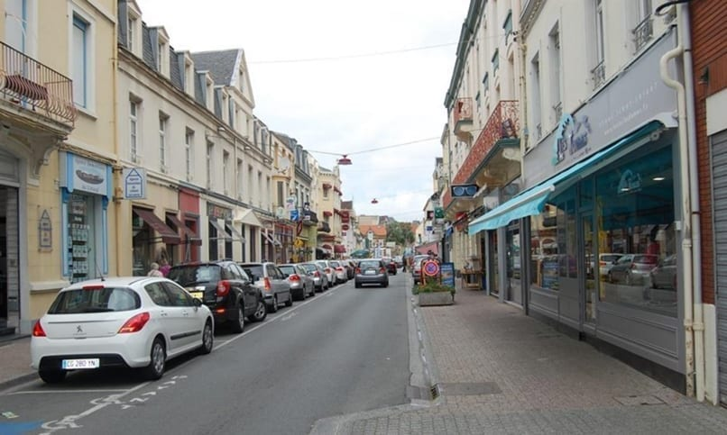 Wimereux High Street