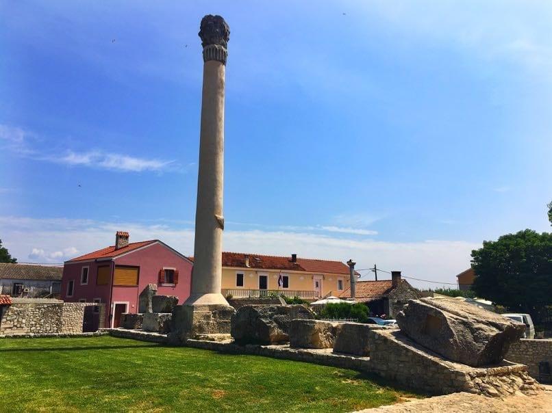 Rimski Hram – Roman Temple