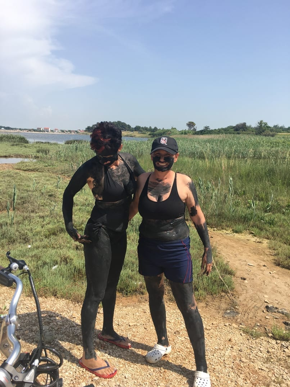 Nin's Medicinal Mud Lagoon