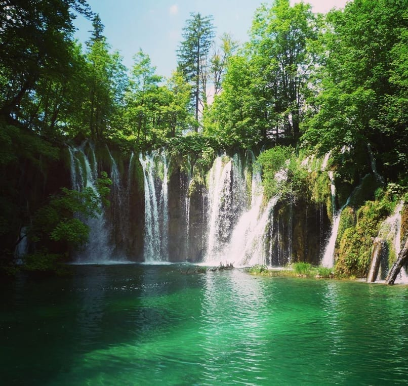 Camping Plitvice: Round About Europe In A Motorhome