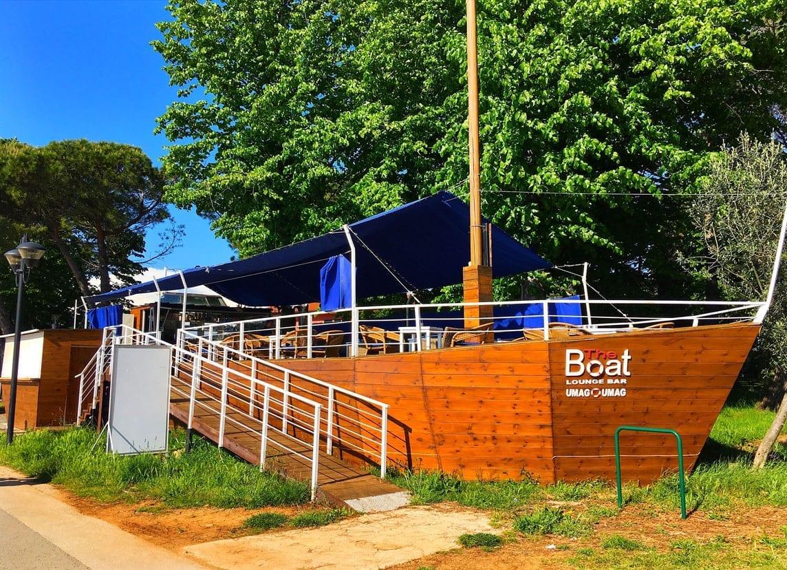 TheBoat;Loungebar;umag'istria;croatia;StellaMaris