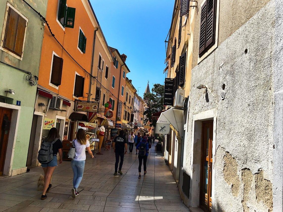 Umag;OldTown;Croatia;Istria