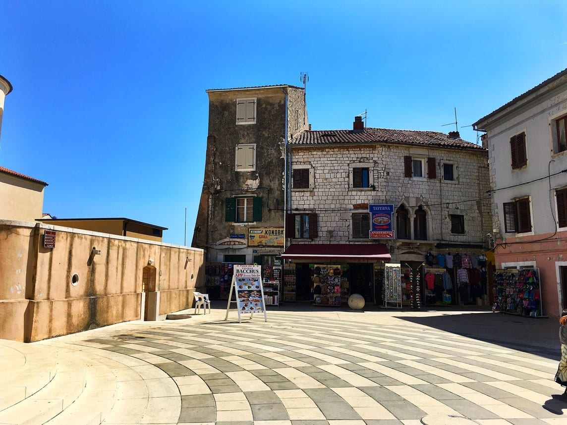 Umag, OldTown