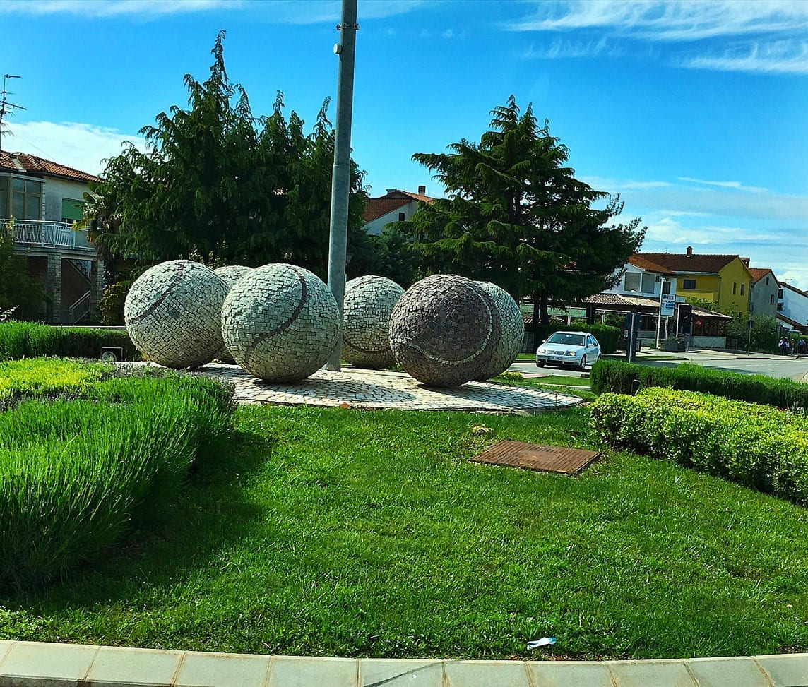 Umag;Istria;Croatia