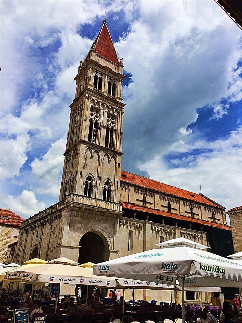 Cathedral Bell Tower, Trogir