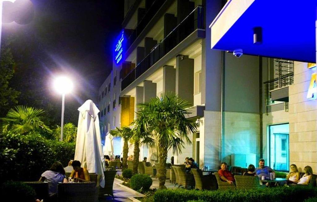 Hotel Plaza Omis, Croatia