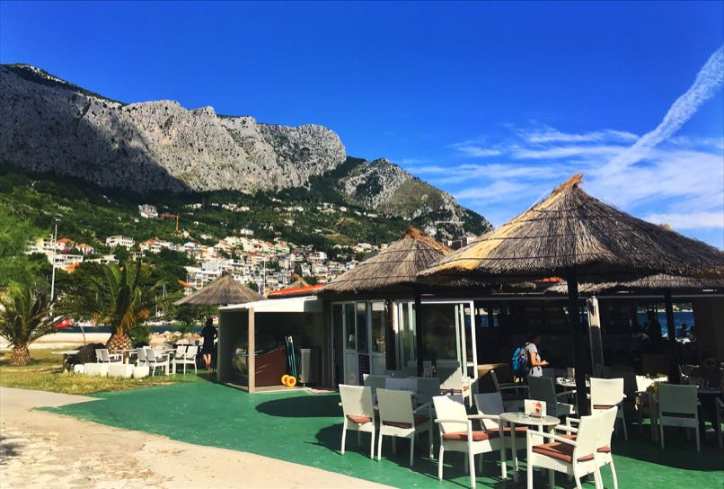 Omis Beach Bar