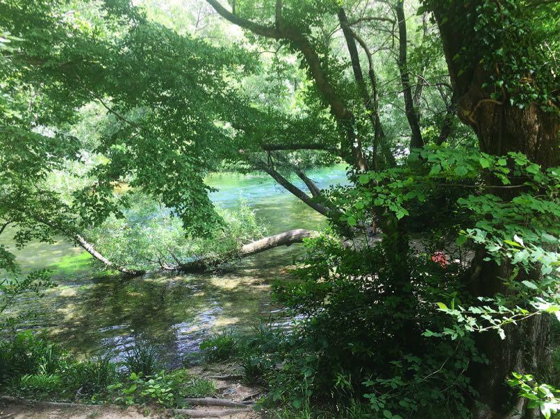 Omis River Trip