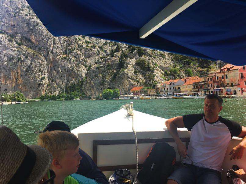 River Boat Trip, Omis