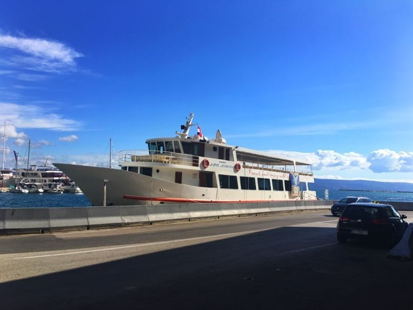 Sea Boat Trip