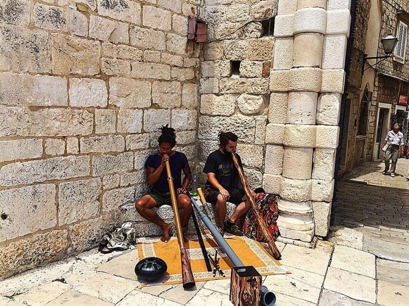Trogir Pipe Players