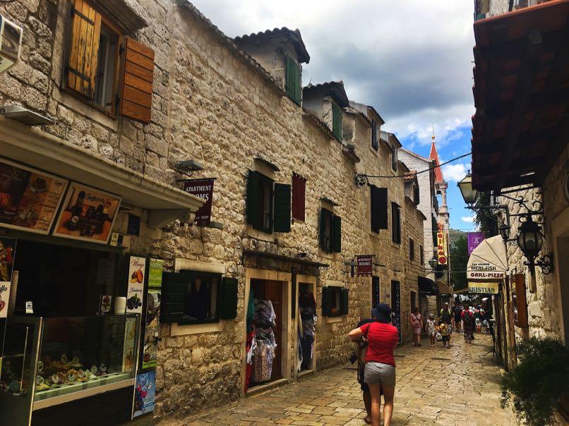 Trogir Street