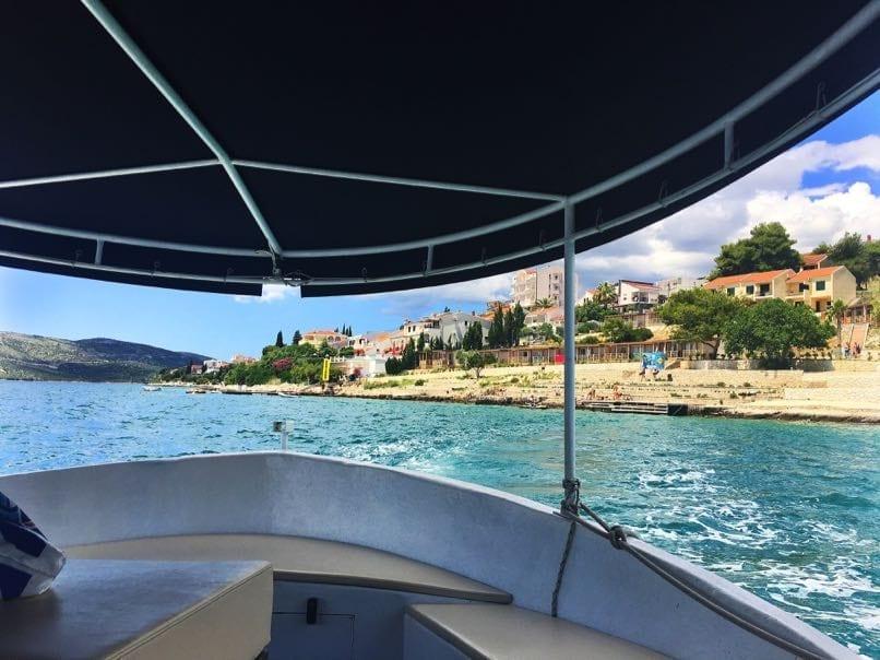 Water Bus, Trogir