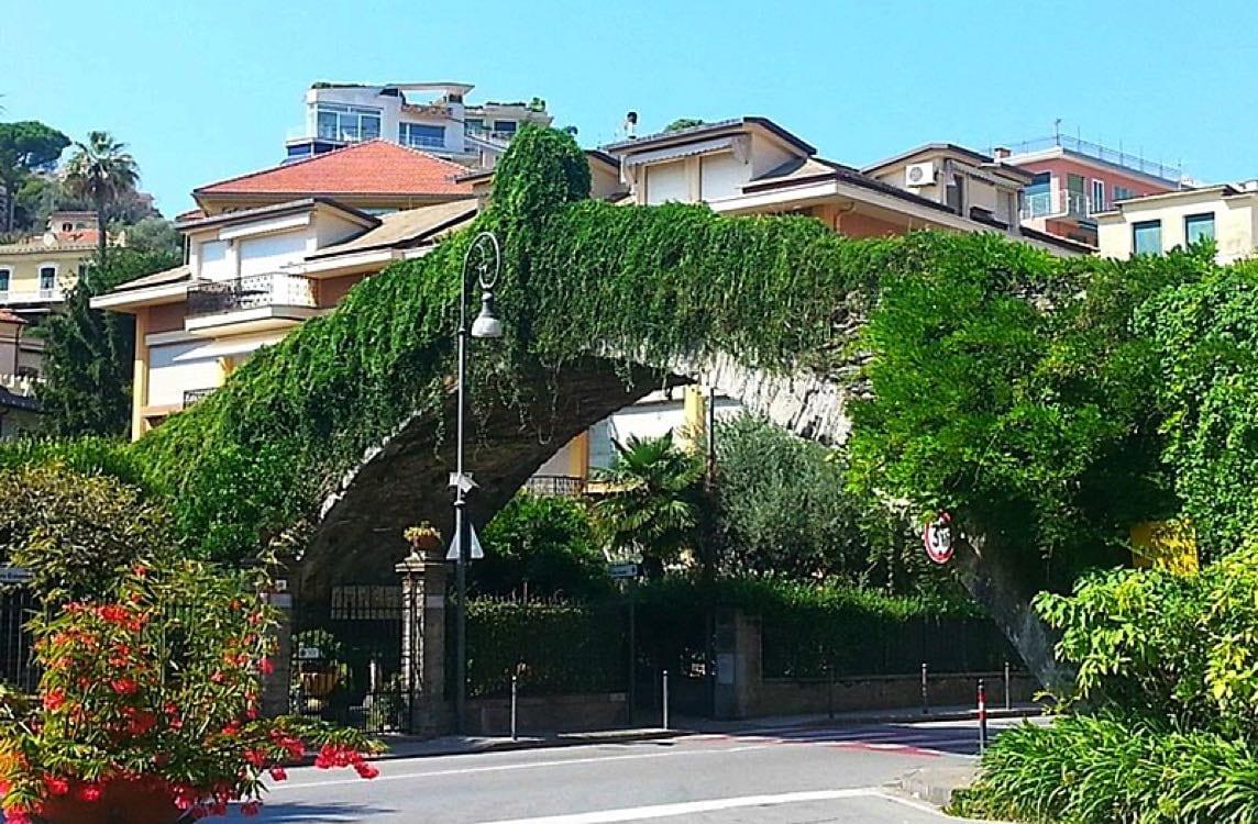 Bridge in Rapallo